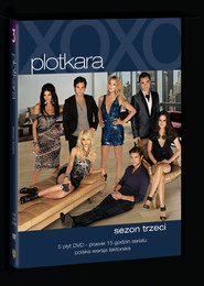 Plotkara, Sezon 3 (5 DVD)