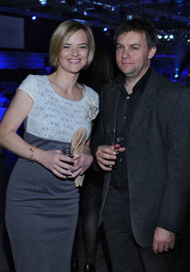 Plotki mówią, że to już przesądzone: Monika Richardson rozstaje się z mężem, Jamiem Malcolmem. /Andras Szilagyi /MWMedia