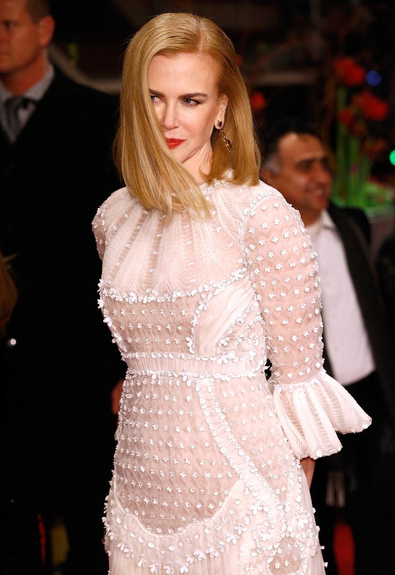 Plotkuje się, że Nicole Kidman jest w ciąży /Andreas Rentz /Getty Images