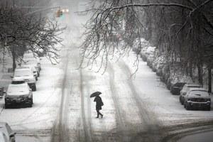 Pług śnieżny śmiertelnie potrącił kobietę w ciąży