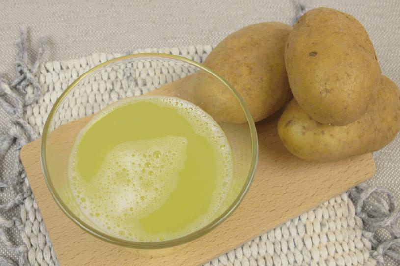 Płukanka z ziemniaków pomoże na bolące gardło /123RF/PICSEL