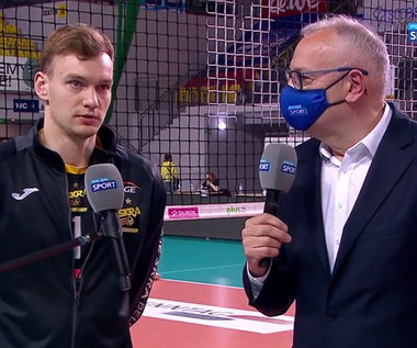 PlusLiga. Bartosz Filipiak: ZAKSA pokazała swój poziom z całego sezonu (POLSAT SPORT). Wideo