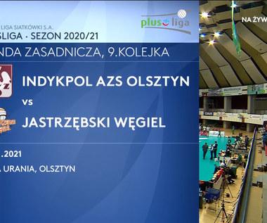 PlusLiga. Indykpol AZS Olsztyn - Jastrzębski Węgiel 3-1. Skrót meczu (POLSAT SPORT). Wideo