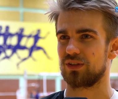 PlusLiga. Jakub Popiwczak: Chcemy czegoś więcej, niż brąz (POLSAT SPORT). Wideo