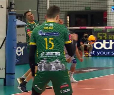 PlusLiga. Jastrzębski Węgiel – Aluron CMC Warta Zawiercie 1:3. Skrót meczu (POLSAT SPORT). Wideo