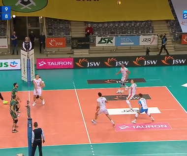 PlusLiga. Jastrzębski Węgiel - Aluron CMC Warta Zawiercie 3-0. Skrót meczu (POLSAT SPORT). Wideo