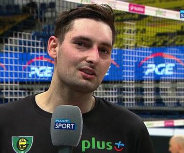 PlusLiga. Kamil Kwasowski: Chcieliśmy odwrócić to spotkanie (POLSAT SPORT). Wideo