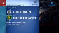 PlusLiga. LUK Lublin - GKS Katowice. Skrót meczu. WIDEO (Polsat Sport)