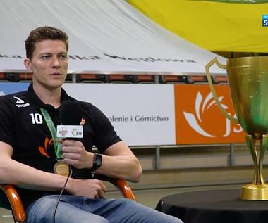 PlusLiga. Lukas Kampa: W Jastrzębiu czuję się jak w domu. To zostanie (POLSAT SPORT). Wideo