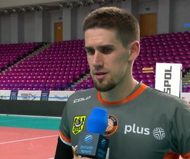 PlusLiga. Marcin Waliński: Nadal chcemy doskonalić i urozmaicać naszą grę (POLSAT SPORT). Wideo