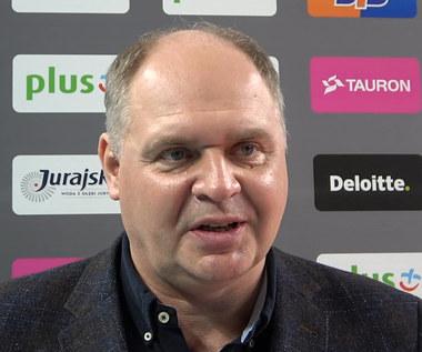 PlusLiga. Prezes PLS Artur Popko po meczu Grupa Azoty ZAKSA – PGE Skra 3-2. wideo