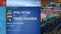 PlusLiga. Stal Nysa - Trefl Gdańsk 0:3 - skrót meczu (POLSAT SPORT). Wideo
