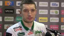 PlusLiga. Wojciech Żaliński (Indykpol AZS) po meczu z Jastrzębskim Węglem. Wideo