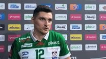 PlusLiga. Wypowiedzi pomeczowe Wojciecha Żalińskiego i Dmytro Teriomienki. wideo