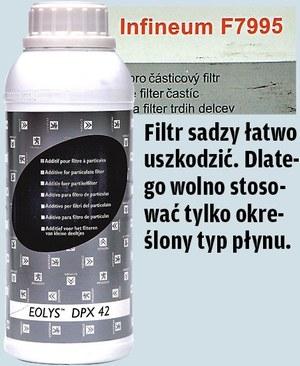 Płyn do filtra FAP /Motor