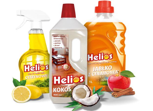 Płyny Helios /materiały prasowe