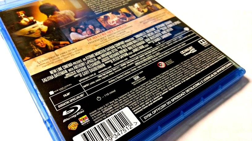 Płyta Blu-Ray jest bogata w dodatki. To jedna z największych zalet wydania /INTERIA.PL
