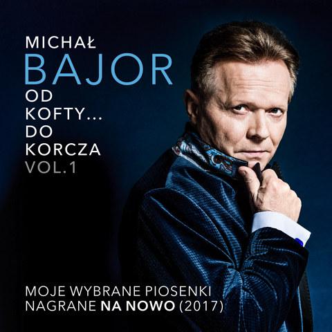 Płyta Michała Bajora /materiały prasowe