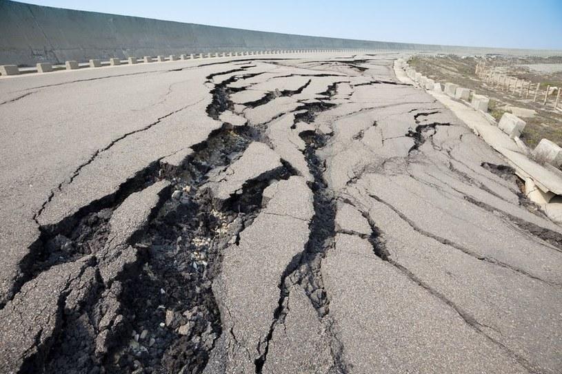 Płyty tektoniczne mogły umożliwić rozwój życia na Ziemi /123RF/PICSEL