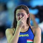 Pływacka mistrzyni świata Kapas zakażona koronawirusem