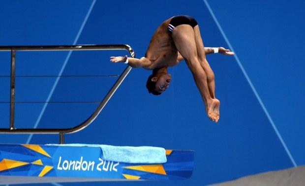 Pływacy testują obiekt olimpijski