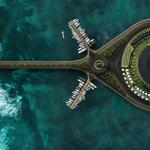 Pływający hotel w Katarze. Wielka budowa ruszyła
