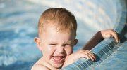 Pływam z tatą