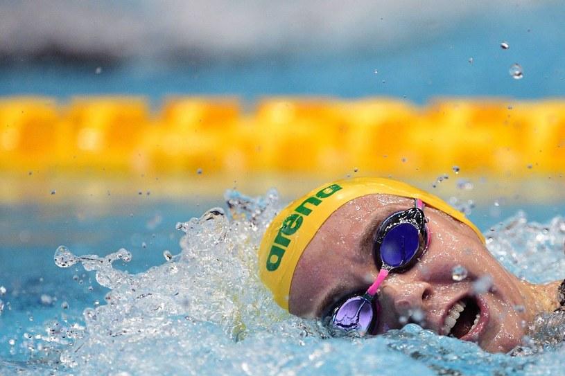 Pływanie /AFP