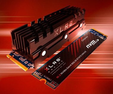 PNY SSD XLR8 CS3040 1TB - test dysku SSD