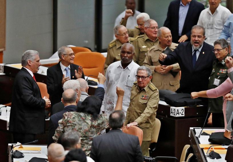 Po 43 latach przerwy przywrócono stanowisko premiera Kuby /Yander Zamora /PAP/EPA