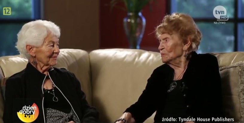 Po 77 latach odnalazła córkę /Agencja TVN/x-news /