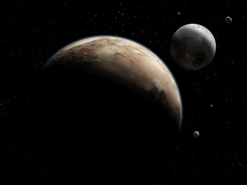 Po 9 latach sonda New Horizons wreszcie dotrze do Plutona /materiały prasowe