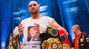 Po aferze z kokainą Tyson Fury oddał mistrzowskie pasy federacji WBA i WBO