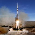 Po awarii Sojuza wszystkie loty kosmiczne wstrzymane