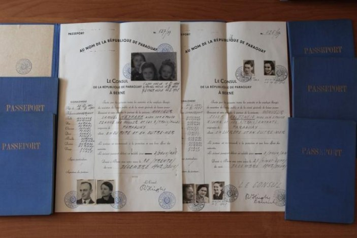 Po blisko 75 latach Polska odzyskała tzw. Archiwum Eissa (fot. Ambasada RP w Bernie) /MSZ /PAP