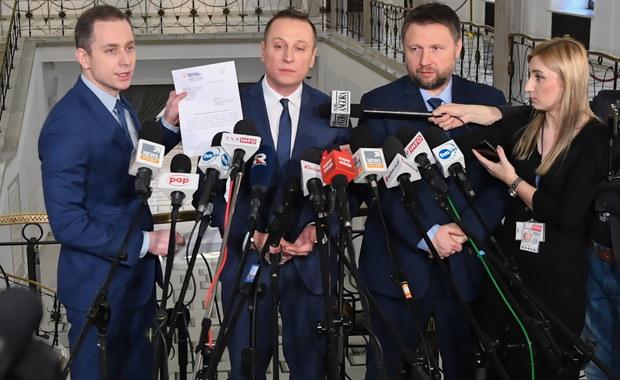 PO chce kontroli finansów Kaczyńskiego przez CBA