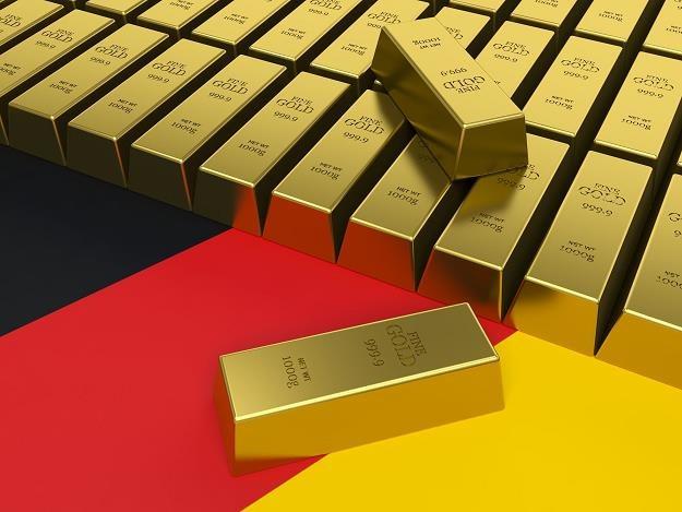 Po co Niemcom tyle złota? /©123RF/PICSEL