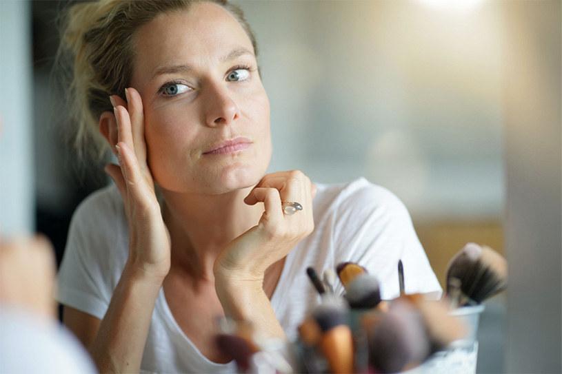 Po czym rozpoznać, że skóra się starzeje? /materiały promocyjne partnera