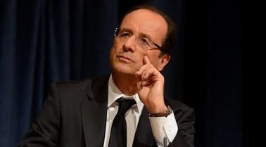 Po demonstracjach w Paryżu Hollande zmienia sposób walki z kryzysem