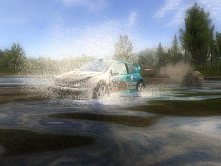 Po długim rajdzie auto trzeba umyć /INTERIA.PL