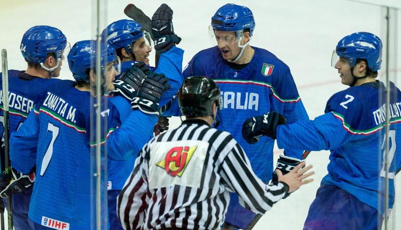 Po dwóch seriach spotkań Włosi mają na koncie zwycięstwo i porażkę /Fot. Andrzej Grygiel /PAP