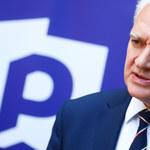 Po dymisji Jarosława Gowina Porozumienie zadecyduje o przyszłości w Zjednoczonej Prawicy. Przyjmą uchwałę