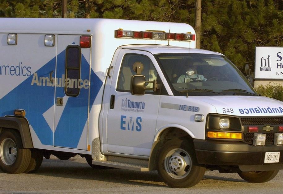 Po eksplozji, zgłoszono zaginięcie kilku osób (zdj. ilustracyjne) /WARREN TODA /PAP/EPA