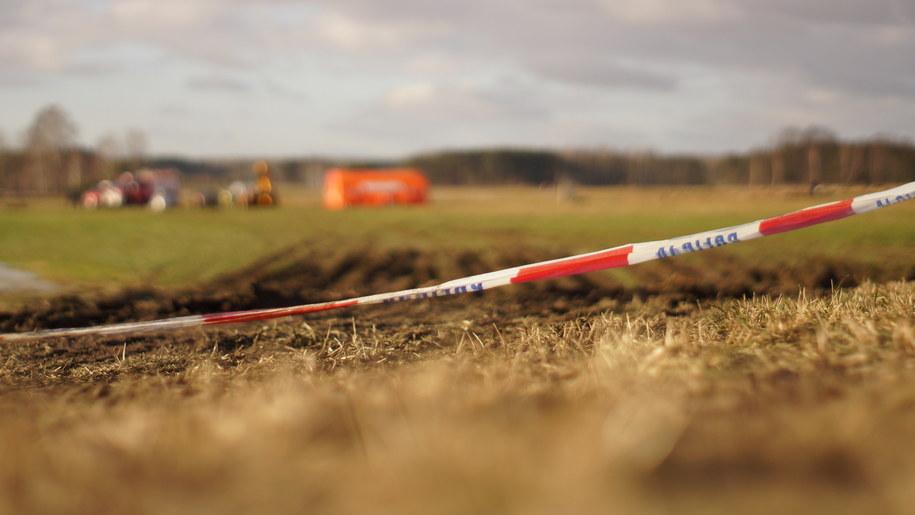 Po godzinnych poszukiwaniach ciało dziesięciolatka znaleziono w zbiorniku przy ulicy Rybackiej (zdjęcie ilustracyjne) /Michał Dukaczewski /Archiwum RMF FM