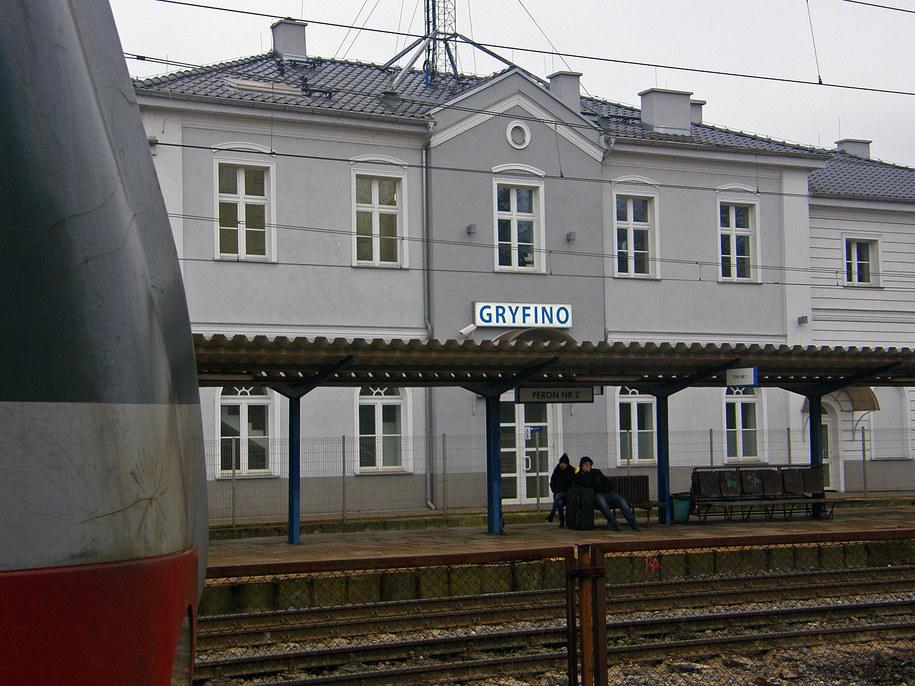 Po Interwencji RMF FM dworzec w Gryfinie będzie otwarty dłużej /Aneta Łuczkowska /RMF FM