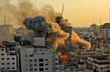 Po izraelskim ataku runął 14-piętrowy wieżowiec