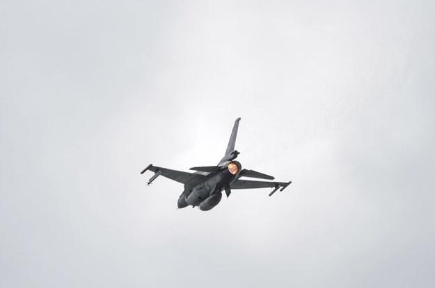 Izrael wstrzymał loty myśliwców po katastrofie F-16
