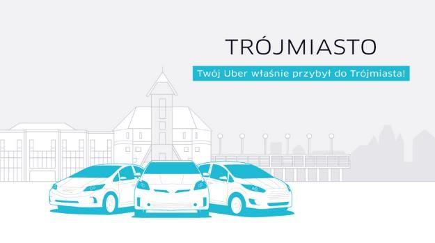 Po Krakowie oraz Warszawie uberPOP startuje w Trójmieście /materiały prasowe
