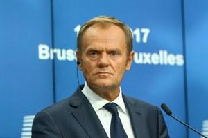 Po krytyce Donald Tusk zmienia treść listu do unijnych liderów