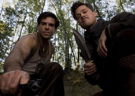 """Po niepowodzeniu """"Grindhouse"""" - najnowszy film Tarantino znalazł się na szczycie box office'u w USA /materiały dystrybutora"""